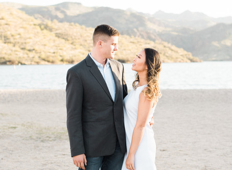SAHUARO LAKE ELOPEMENT