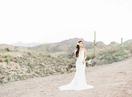 SAHUARO LAKE BRIDAL