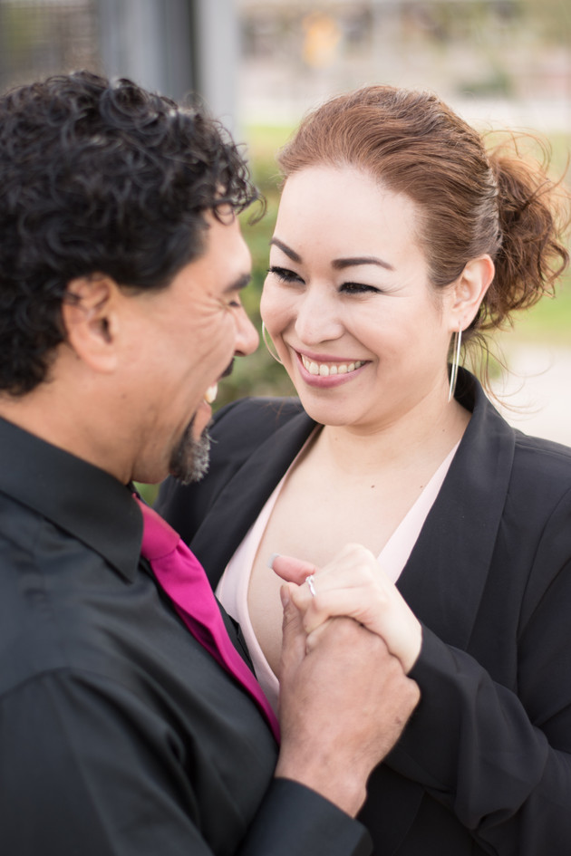 Maria and Israel | Arizona Wedding Photography | Sharom Rosas