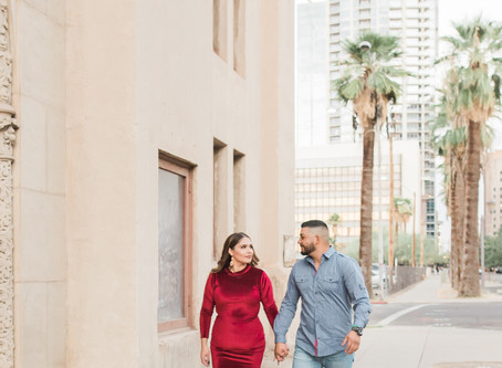 DOWNTOWN PHOENIX SESSION