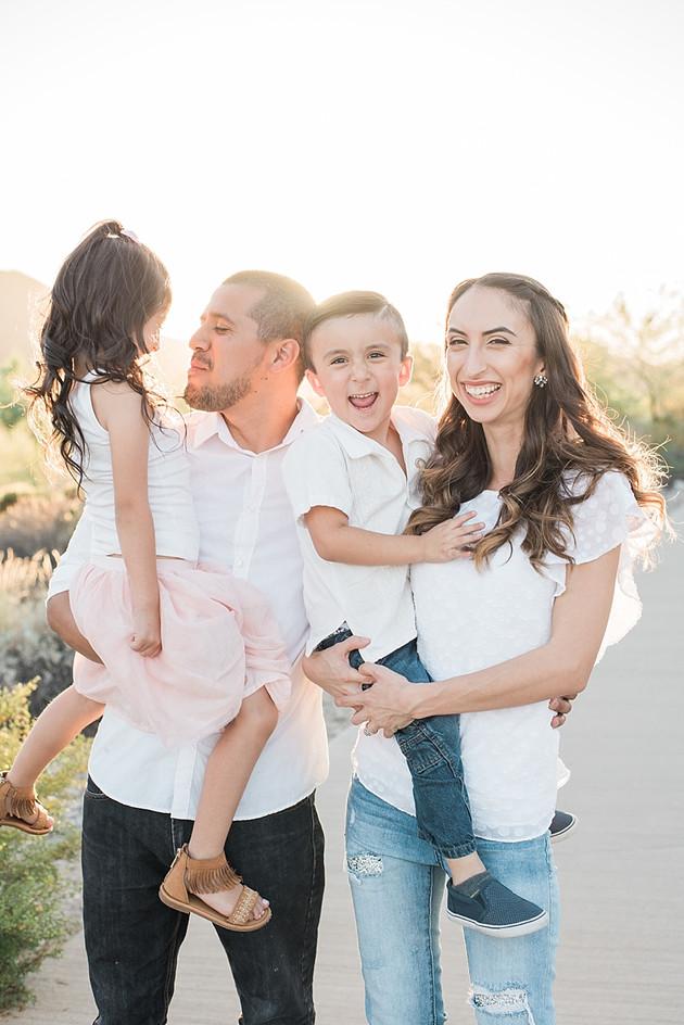 VERRADO FAMILY SESSION | Arizona Wedding Photography | Sharom Rosas