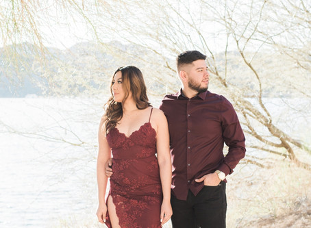 SALT RIVER COUPLES SESSION