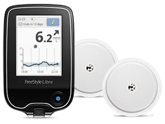 Abbot Freestyle Libre CGM Starter Kit