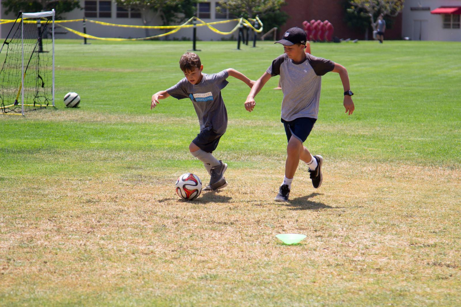Santa Barbara Youth Summer Sports Camp - Next Level
