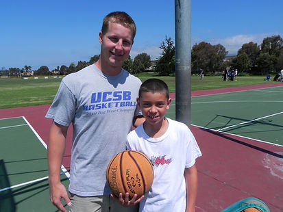 Basketball Summer Camp Santa Barbara