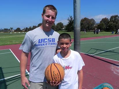 Basketball Summer Camp Santa Barbara