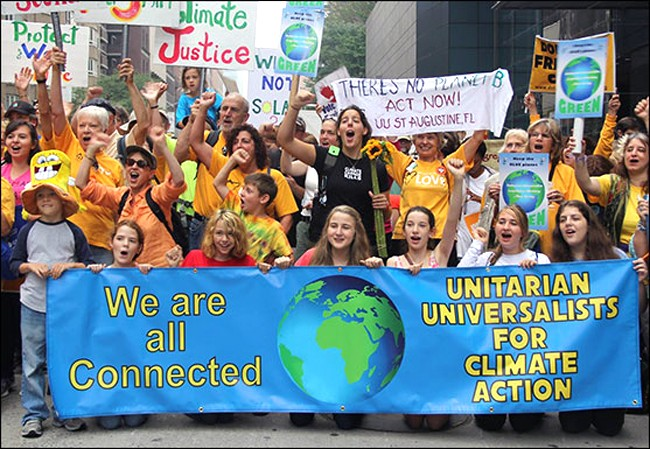 Third Annual Climate Justice Month