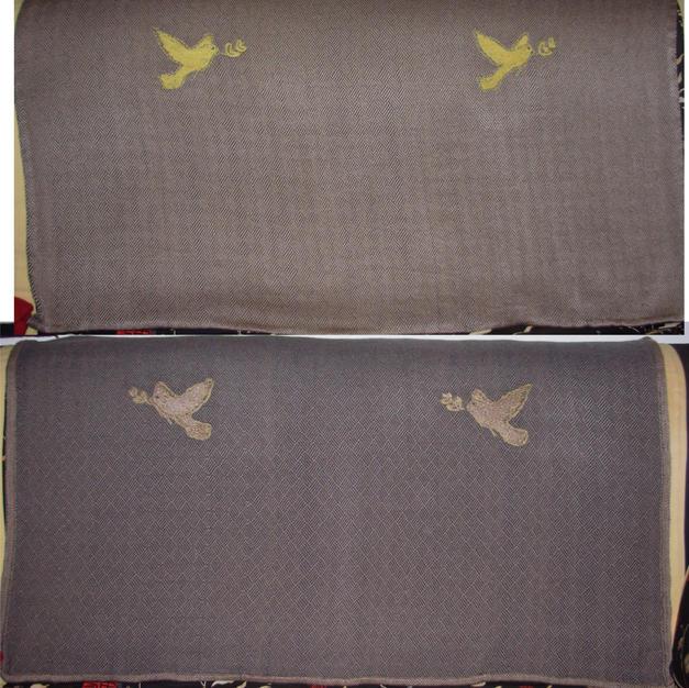 Peace Bird Throw
