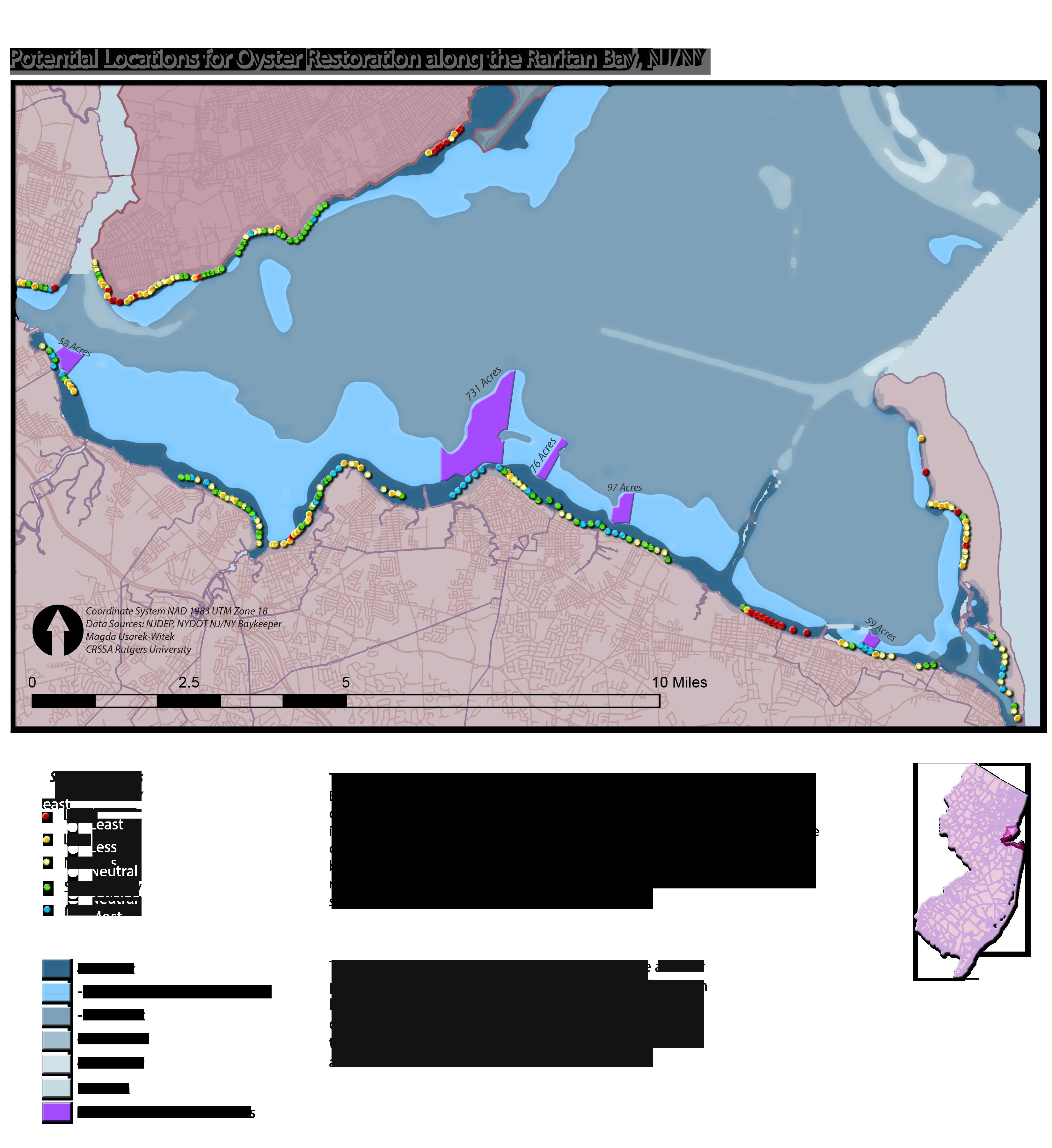Raritan Bay Oyster Restoration