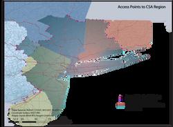 Access points to FEMA Emergency