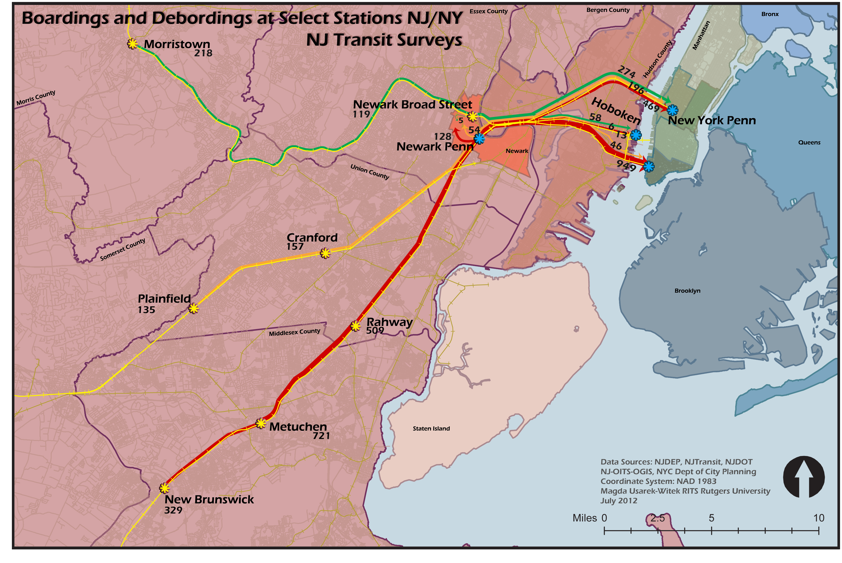 NJT Commuter Survey