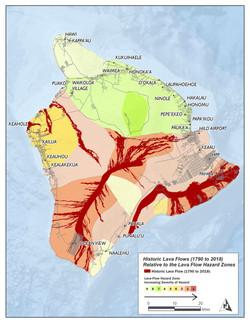 Historic Lava Flows