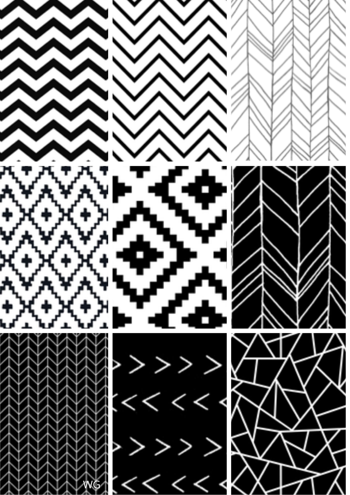 Black_White_Geometric