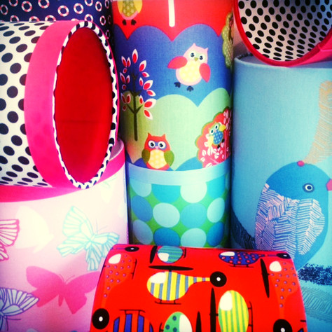 8 easy steps to design your own bespoke lampelier shade