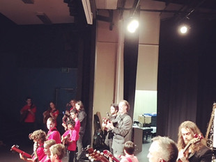 End of Year Concerts 2016