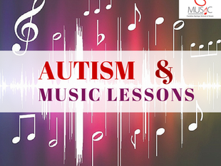 Autism and Music Lessons