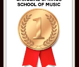 Melbourne's Best Music School 2016!