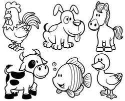 Farm Animals Cp