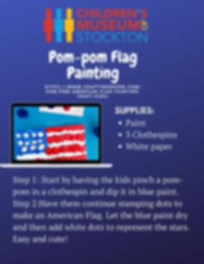 Pom-pom Flag Painting.jpg