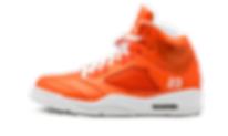 air-jordan-5-rainbow-orange-white-sneake