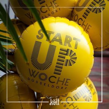 költ Startupweek Düsseldorf