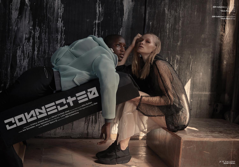 Connected-Jute Magazine-Zer Fashion