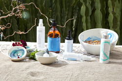 Fotografía ecommerce-producto creativo-lifestyle-Puro Spa