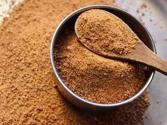 AÇÚCAR DE COCO: Com baixo índice glicêmico e cheio de vitaminas, não é adulterado, não filtrado, não