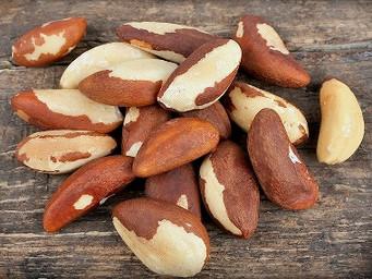 CASTANHA DO PARÁ - alimento funcional com inúmeros benefícios