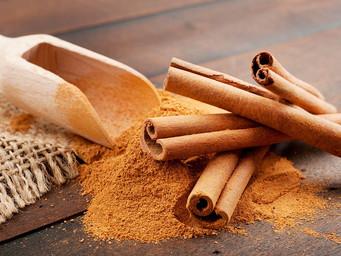 CANELA: excelente no controle do colesterol, triglicérides e diabetes