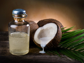 O FABULOSO ÓLEO DE COCO: trata cabelo e pele, perda de peso doenças do coração, sistema digestivo e