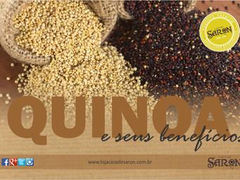 QUINOA: extraordinário valor nutritivo segundo Academia de Ciências dos EUA