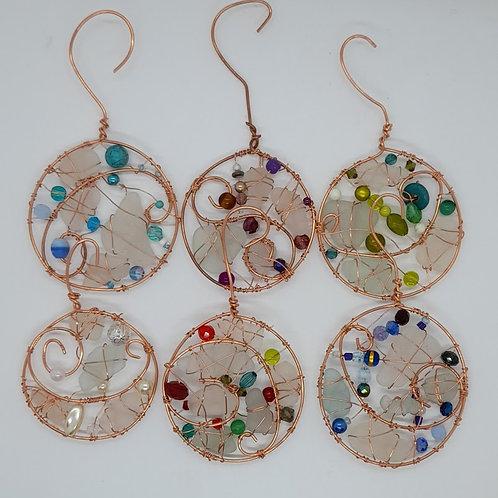 Sea Glass Decorations