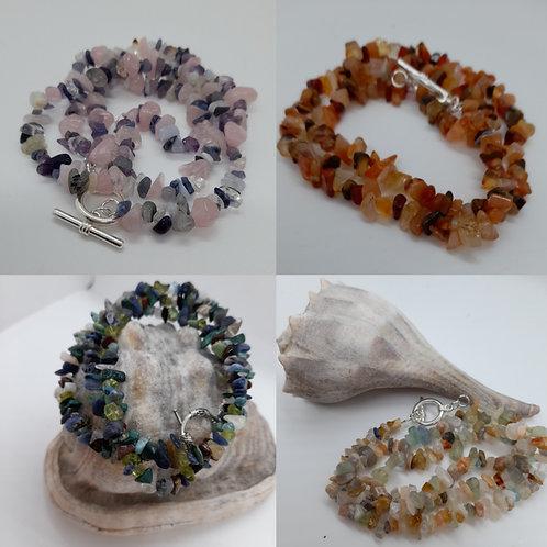 Necklace/Wrap Bracelet