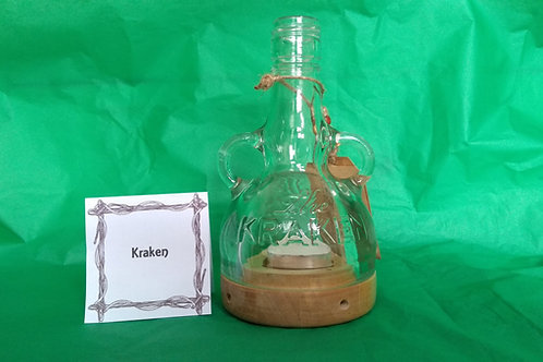 Gin and Spirit Bottle Storm Lanterns