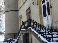 Winter at Château du Martret