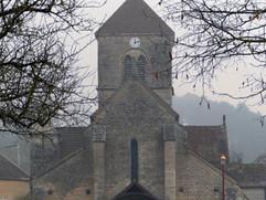 Church in Burgundy