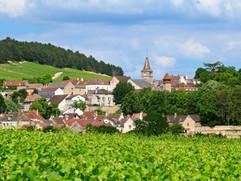 Village in Burgundy
