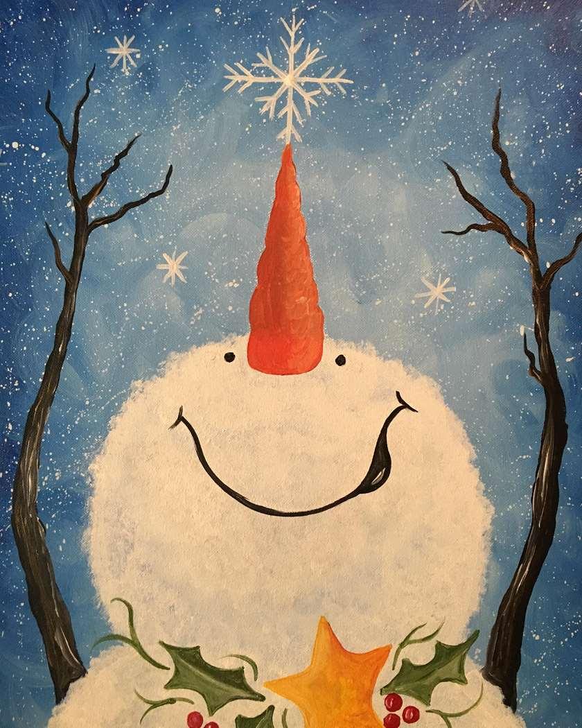 Snowmans Fantasy