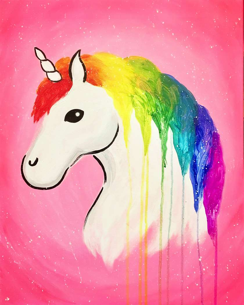 Wet Spray Unicorn