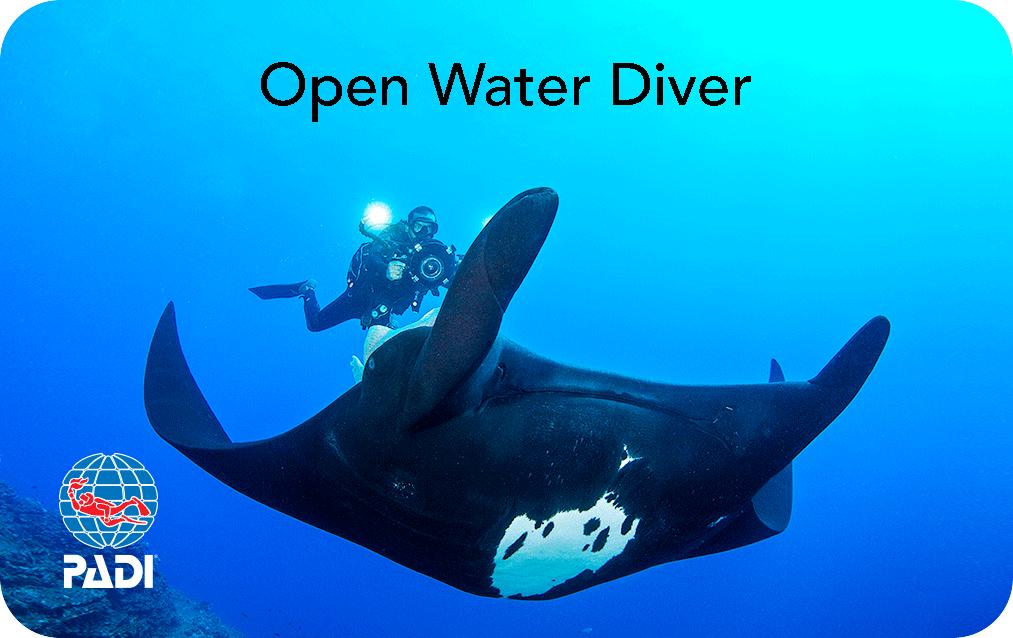 Open Water Diver - Weekend Class
