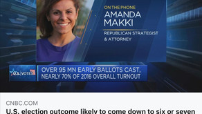 CNBC International- Election Day battleground states with Julianna Tatelbaum 11/3/2020