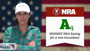 Amanda Makki Gets Top Rating From NRA