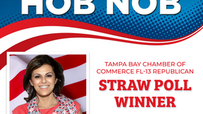 Amanda Makki Wins Tampa Bay Chamber of CommerceStraw Poll By Landslide