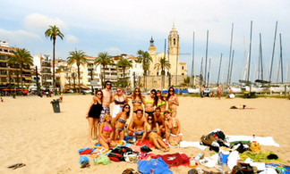 Sitges - Cool Day Trip