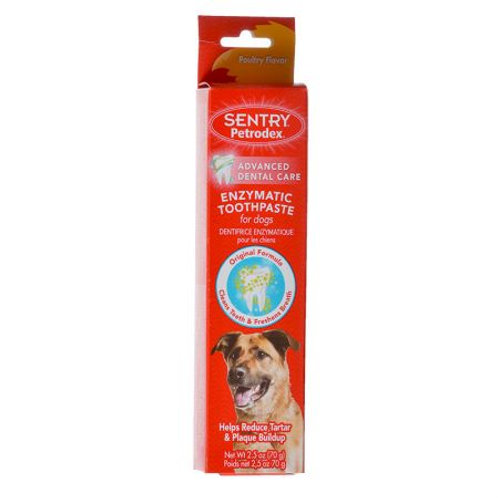 Sentry Petrodex Enzymatic Toothpaste for Dogs & Cats