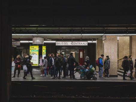 François Bellot et Pieter Timmermans parlent mobilité dans l'Echo