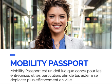Mobility passport available in Brussels