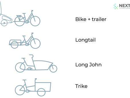 Cargo Bike to carry children