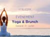 🧘♀ YOGA & BRUNCH - Samedi 31 Juillet 2021